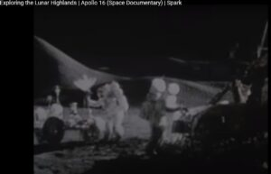 Apollo 16 Space Documentary time 27:51
